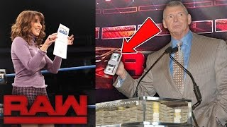 WWE BREAKING NEWS: MR. McMAHON IS SELLING THE WWE