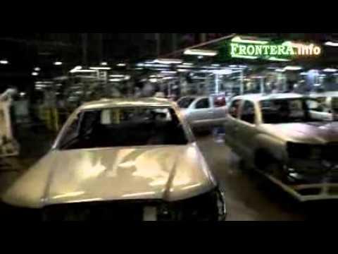 Ensamblan modelo Tacoma en Toyota Tijuana
