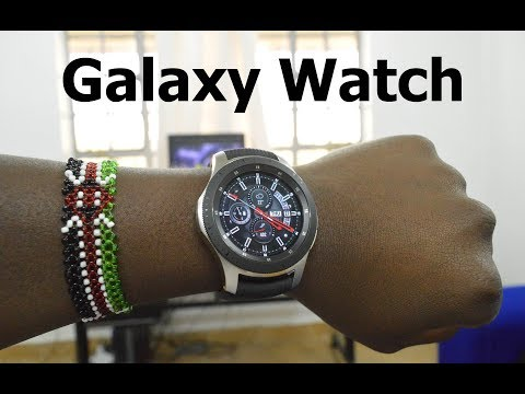 Samsung Galaxy Watch Review. The Best Yet!
