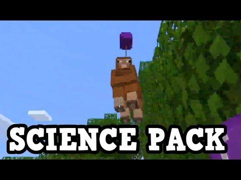 Minecraft Xbox / PE 1.4 - NEW SCIENCE EXPLORATION