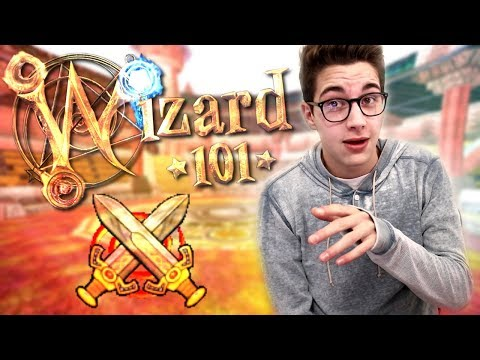 How To PVP in Wizard101 (Skit)