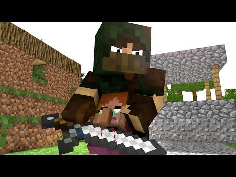 Villager Life - Craftronix Minecraft Animation