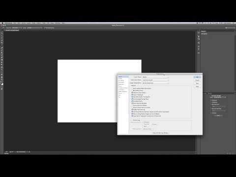 Photoshop CC Changing interface color theme