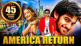 America Return (2019) New Released Full Hindi Dubbed Movie   Aadi, Nisha Aggarwal