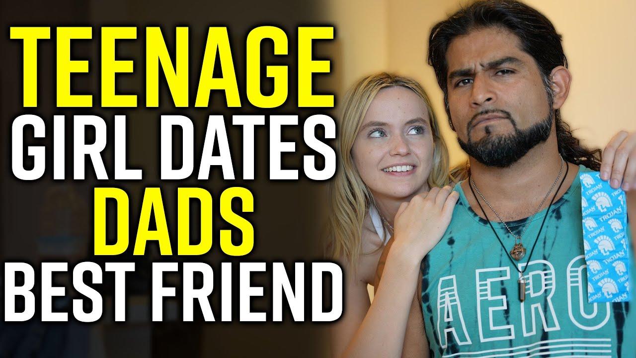 TEENAGE DAUGHTER Dates DAD'S BEST FRIEND
