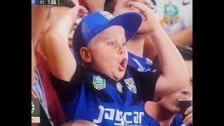 Passionate Bulldogs Fan