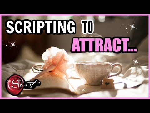 Manifestation Journaling! │ How to Use SCRIPTING In The LAW OF ATTRACTION To Manifest What You Want!
