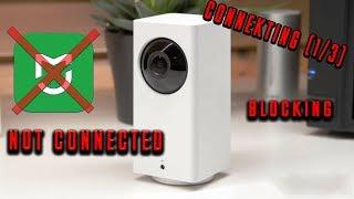 Wyze Cam Connection Failed