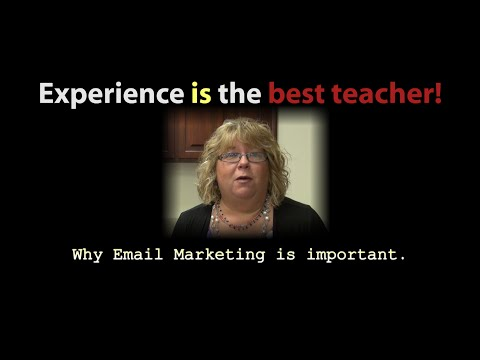Why is Email Marketing important? -  Virginia Weiskopf