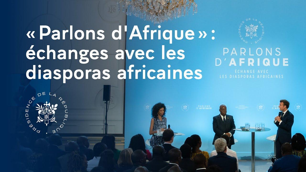 « Parlons d'Afrique » : échanges avec les diasporas africaines