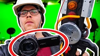 Realistic Minecraft 14 - BEHIND THE SCENES!