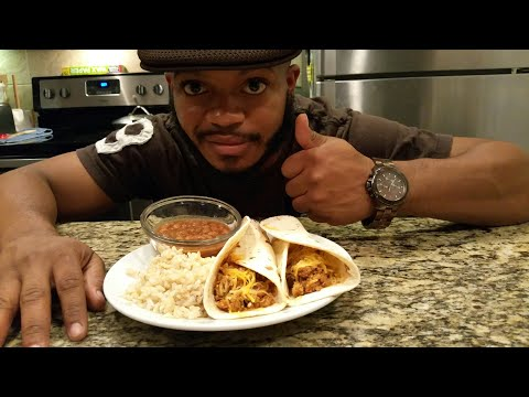 Antwan's Kitchen - Turkey Taco Recipe