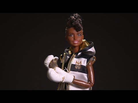 Boxing Barbie based on British champ sucker-punches sexist stereotypes
