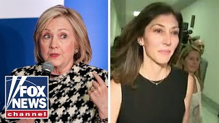 Lisa Page admits being told to 'go easy' on Hillary Clinton