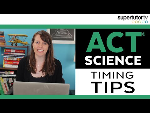 ACT Science Timing Tip: Drill baby, DRILL!!!