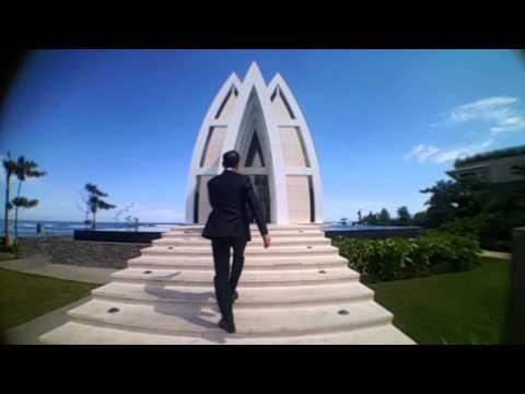 Ritzcarlton Bali Wedding - DJ Guyvr and Dr Lisa Kim's Wedding