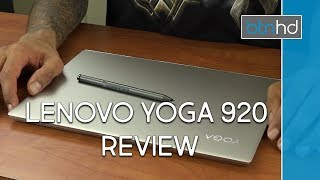 Lenovo YOGA 920 4k Hands On Review!