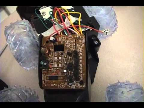 How to make the Battle Bot remote controlled