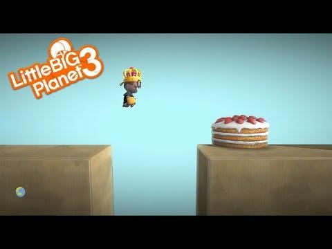 LittleBigPlanet 3 - EASY JUMP FOR FREE CAKE!