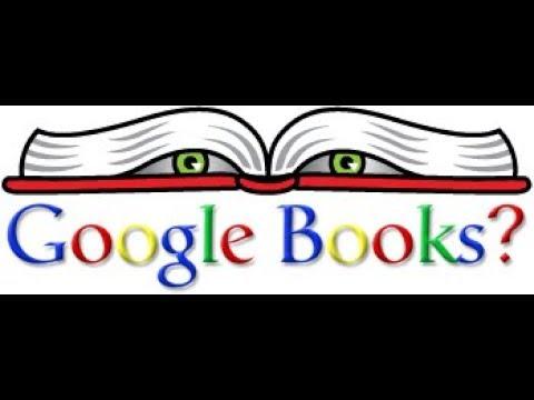 Download Google Books Using Google Chrome