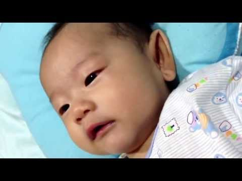 2 months old baby constipation complaining and grumbling