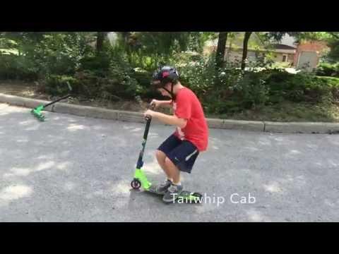 Flat Scooter Edit