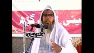 Mati ur Rehmaan Chaturvedi Sahab - (Bihar) - Topic: Hindu Dharm aur Islam (Hafizahullah)