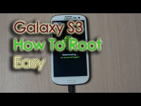 Samsung Galaxy S3 - Root (easiest way)