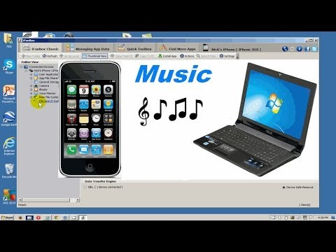 How to Transfer Music/Songs from iPhone to Computer using iFunBox! Free & Easy