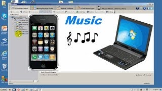 How To Transfer Musicsongs From Iphone To Computer Using Ifunbox Free