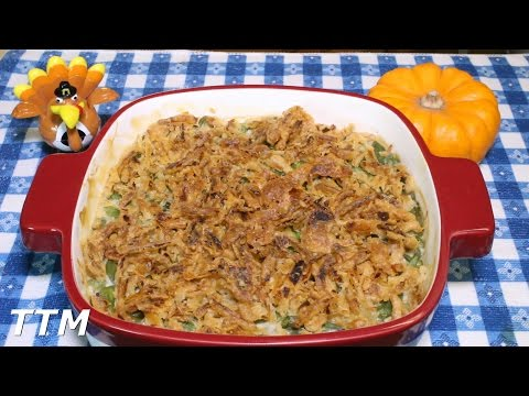 Easy Green Bean Casserole~Best Type of Green Beans to Use