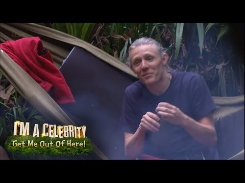 Jimmy Bullard Sings And Dances Out Of Bed! | I'm A Celebrity...Get Me Out Of Here!