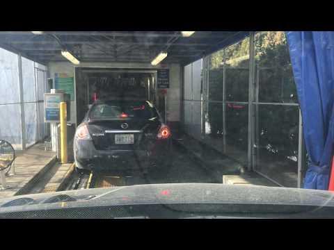 Shell Station - Automatic $10 Drive-thru Car Wash