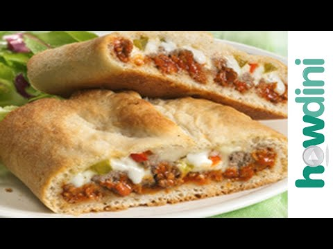 Stromboli recipe - How to make stromboli