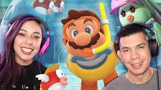 Going for a Swim! - Super Mario Odyssey Ep4