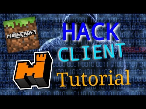 MCPE 0.15.6: HACK Tutorial + Installing Guide + Fly-Hack Test
