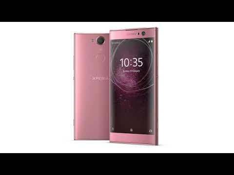 Sony Xperia XA2 New Smartphone!