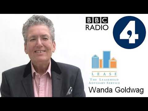 Wanda Goldwag of LEASE - You & Yours - BBC Radio 4 - 25/01/2019