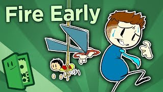 Indie Advice - Fire Early - Extra Credits