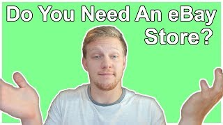 Why You Need An eBay Store Subscription As A Dropshipper