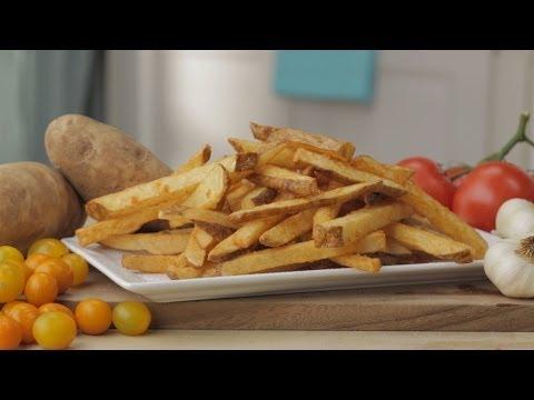 Simple Homemade Fries