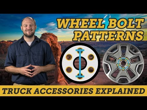 How to Measure Your Truck or Jeep's Bolt Pattern | Truck Accessories Explained