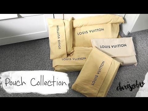 Louis Vuitton // Pouch/Clutch Collection