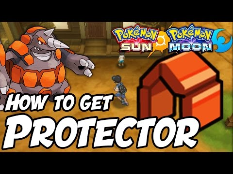 How to Get Protector Location – Pokémon Sun and Moon Protector Location