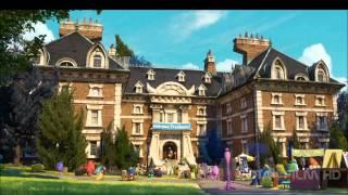 UNIVERZITA PRO PŘÍŠERKY (2013) CZ HD DABING trailer č. 1