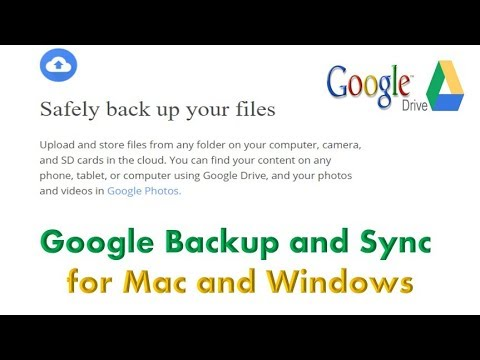 How to Backup and Sync all your computer files on Google Drive (Cloud). | Hindi