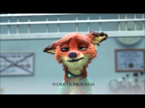 Zootopia Deleted Scene--Nick's Tame Collar (EXTENDED CUT)
