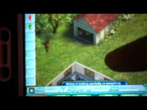 Virtual Families: The Marks Family- Watering