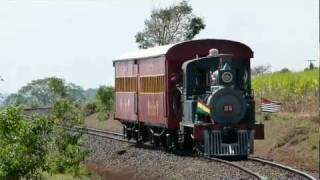 Locomotiva a Vapor D. Lina I