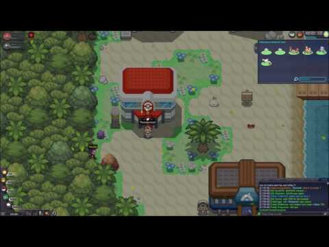 Pokemon Revolution Hoenn Walkthrough #3 Granite Cave